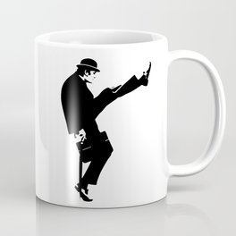 The Ministry of Silly Walks Artwork for Wall Art, Prints, Posters, Tshirts, Men, Women, Kids Coffee Mug