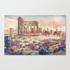 Neapolis Canvas Print