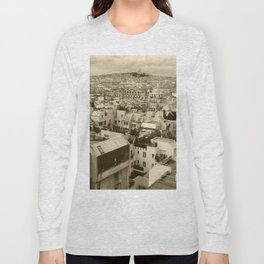 Rooftops of Paris 3 Long Sleeve T-shirt