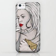 confidential iPhone 5c Slim Case