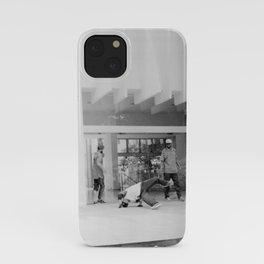 Break the Mirror iPhone Case