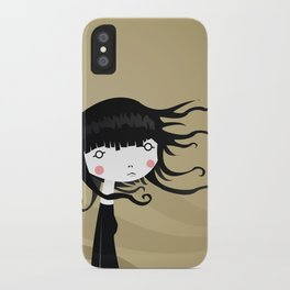 Wind iPhone Case