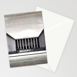 THE STREET OF WARSAW Stationery Cards