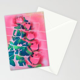 Happy Tulips Stationery Cards