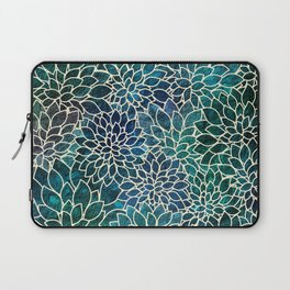 Floral Abstract 4 Laptop Sleeve