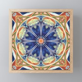 Mandalas of Forgiveness & Release 8 Framed Mini Art Print