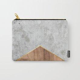 Concrete Arrow Wood #345 Carry-All Pouch
