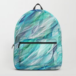 Seaweed Gauze Backpack