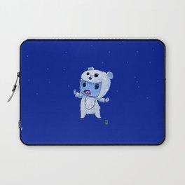 Moonkhin Iridum Snow Laptop Sleeve