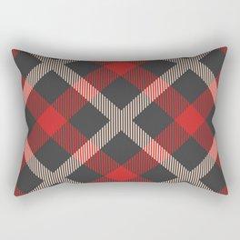 Classic Tartan Rectangular Pillow