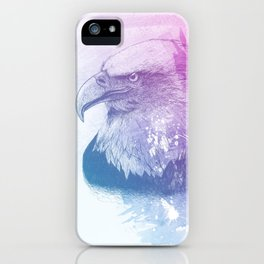 Animal Spirit Eagle iPhone Case