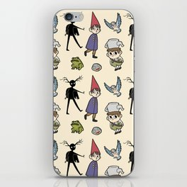 OTGW Pattern iPhone Skin