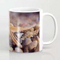 starfish Mugs featuring Starfish by Ersen-T