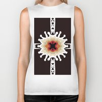gift card Biker Tanks featuring A Gift for You by barefoot art online