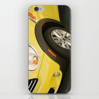 mini iPhone & iPod Skins featuring Mini by SShaw Photographic