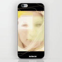 Woman N70 iPhone Skin