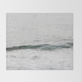 Calm Waters Throw Blanket