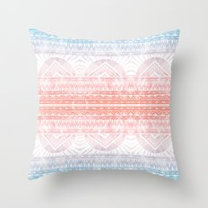 Surf Morning Throw Pillow