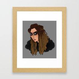 Anya Framed Art Print