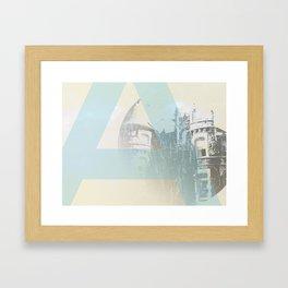 alpha:A Framed Art Print