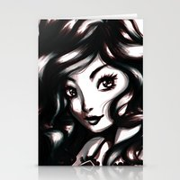 queen Stationery Cards featuring Queen by NoodleBeri