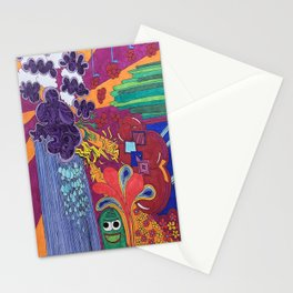 Sea of Creatures Stationery Cards