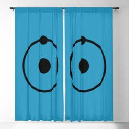 Dr Manhattan Blackout Curtain
