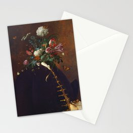 Flower Facade Stationery Cards
