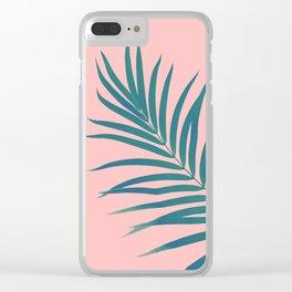 Tropical Palm Leaf #3 #botanical #decor #art #society6 Clear iPhone Case