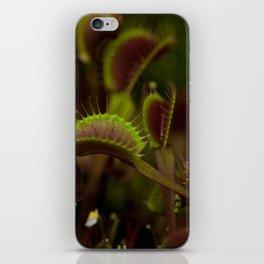 Venus Fly Trap iPhone Skin