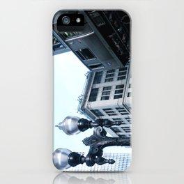 Silver EL - Chicago iPhone Case