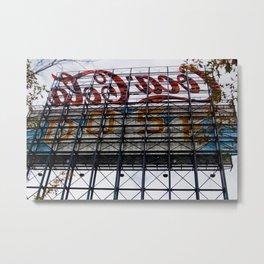 DOSE-ATLANTA Metal Print