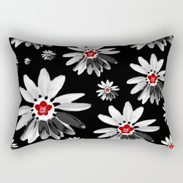 Floral design Rectangular Pillow