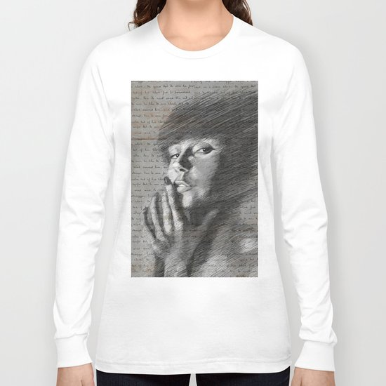 Annie Long Sleeve T-shirt