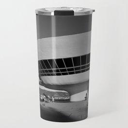 MAC Niterói | Oscar Niemeyer architect Travel Mug
