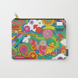 Sugar High Carry-All Pouch