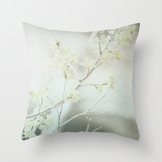By The Falls Throw Pillow