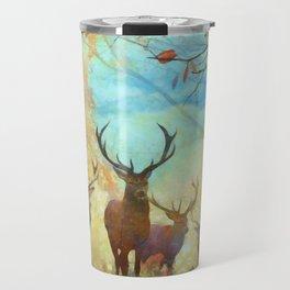 Autumn Forest Watch Travel Mug