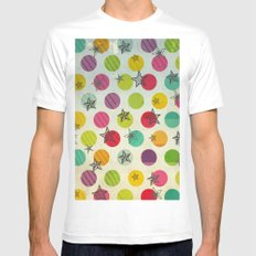 Such a star! Mens Fitted Tee White MEDIUM