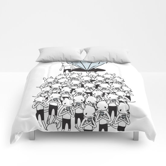 I GOTTA BIG DIAMOND  Comforters