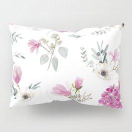 Pink pattern Pillow Sham