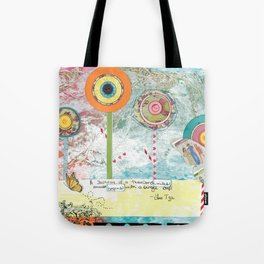 Dreamtime Journey Tote Bag