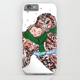 Love You Owlways iPhone Case