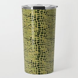 Caiman animal print Travel Mug