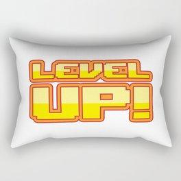 Level up Rectangular Pillow