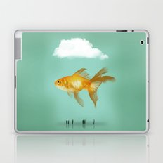 BALLOON FISH  III Laptop & iPad Skin