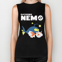 Nemo, I choose you! Biker Tank