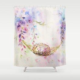 Wisteria Dream Shower Curtain