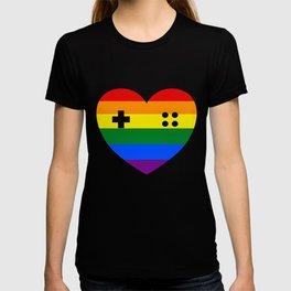 Rainbow Gamer T-shirt