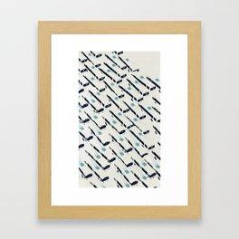 Trolleyjam Framed Art Print